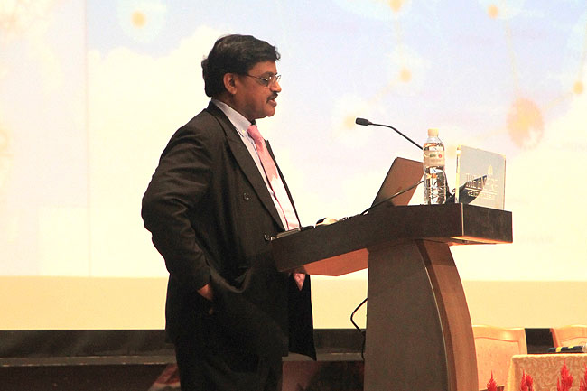 Rajiv Biswas, Chief Asian Economist for IHS Economics.